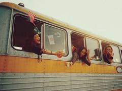 NU by SLIGHTLY NUMB 2013秋冬造型LOOKBOOK~迷幻嘻皮巴士公路之旅我也想一起去...
