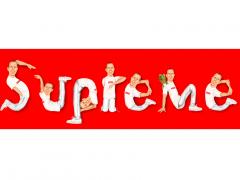 Mike Frederiqo 翻玩 Supreme、Stussy 两大街头品牌 Logo!