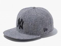 New Era Japan X Harris Tweed 2013 秋冬联名系列帽款