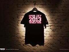 周杰伦OPUS JAY 2013 World Tour台北演唱会限定商品全公开
