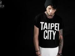 潮流之初 经典再现!REMIX 'TAIPEI CITY'文字Tee 限定贩售