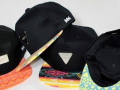 民族图腾与质感铁牌的完美单品 SQUAD Bohemian Totem Casting Tag Cap