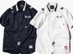 "CABAL""MD-NAVY 50% SHIRT"" 穿上海军风格服打造夏日氛围"