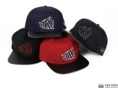 撞色与层次感的完美结合 CUBOX2013 S/S海盗之刃棒球帽