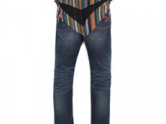 EVISU x CLOT首度合作的限量版民族风水洗丹宁裤抵台发售