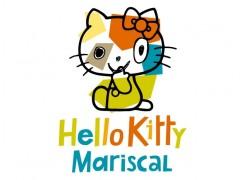 西班牙艺术家Javier Mariscal让Hello Kitty变出了嘴巴!