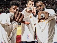 骑士大锁就是霸气!Iman Shumpert 宣言:「拿下 NBA 总冠军我也不进白宫见川普!」