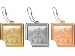 最高荣耀 ‧ Matthew Senna 打造金银铜 Jordan 挂牌