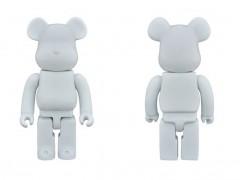 纯白工艺 ‧ Medicom Toy 首度推出陶瓷 BE@RBRICK