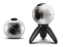 拍照角度不只一种!Samsung Gear 360 全景相机