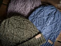 简洁低调的Remix秋冬针织配件系列