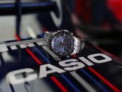 CASIO EDIFICE x Red Bull Racing冠军联名 所向披靡