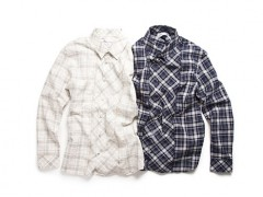 OVERKILL 'PATCHWORK CHECKED SHIRT'特殊视觉剪裁释出