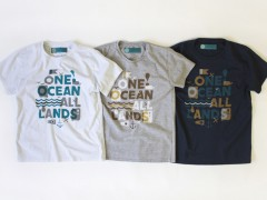 nanamica×THE NORTH FACE×Yellow Rat「One Ocean,All Lands」企画展开
