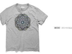 BCDC 'Kaleidoscope Tee' 新发售
