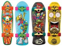 辛普森家庭 x Santa Cruz合作推出联名滑板