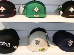 LRG街头棒球帽让你潮流一夏!