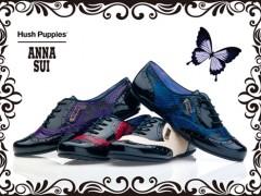 Hush Puppies x Anna Sui 春夏全新联名鞋款 即将限量登场