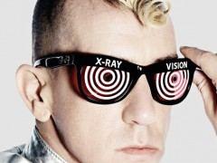 Jeremy Scott X Linda Farrow 2012再次连袂超越视觉极限