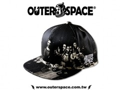 OUTERSPACE全新品牌支线``末日-THE END OF THE WORLD``