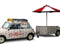 【活动】Cath Kidston连续四个週末 推出行动午茶车