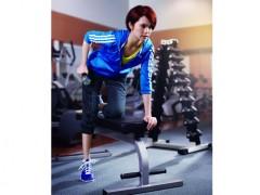 【活动】adidas 2012 「21天运动养成班」春夏女性健身训练