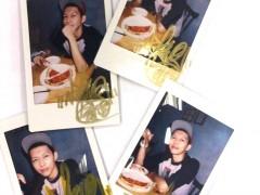活动结束 | COOL九月号封面大来宾─蛋堡亲笔签名拍立得送给你!