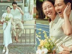 恭喜杨祐宁 9.9 登记结婚!幸福洋溢的「校园婚纱照」,连手上的百万劳力士 Day-Date 40 金錶也失色