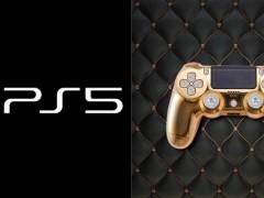压力入手-PlayStation 专用「24K 金把手」现已发售,有这个操作会跟鬼一样!