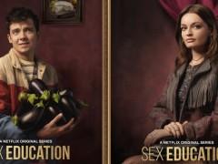 同学们準备返校上课!NETFLIX 青春校园喜剧《性爱自修室》第二季即将在「这天」开播啦!