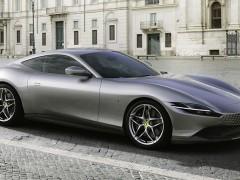 加速猛兽 - Ferrari 法拉利全新四人座入门级超跑 Roma 正式亮相!