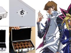 中二魂燃烧吧!《游戏王》推出「海马濑人」卡牌手提箱:「全部和你换一张青眼白龙!」