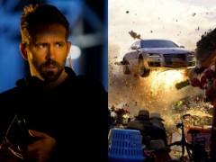 嘴炮《死侍》遇上《变形金刚》爆炸贝,这次《鬼影特攻:以暴制暴》真的捡到枪了!