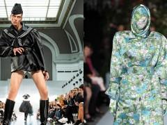 这样的时尚你懂吗?除了超猎奇台步之外,盘点 6 个巴黎时装週出现的诡异单品