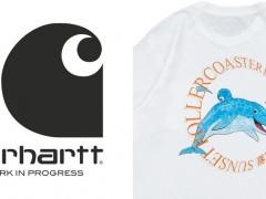 飞车乐迷必收! Carhartt WIP x Sunset Rollercoaster 「落日飞车」联乘系列即将开贩,竟然还有台湾限定色!