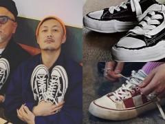 球鞋特搜|只知道穿 Converse?余文乐也求上脚的「帆布鞋」,其中一双「台湾正式开卖」!