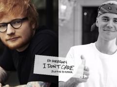 红髮艾德 x 小贾斯汀新歌〈I Don't Care〉全面解码上架!『把音乐放到最大、跟着跳、跟着唱、跟着笑~』