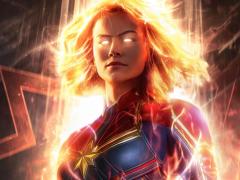 两个月后见证最强英雄,《惊奇队长》2019 最新预告片画面也太细緻!