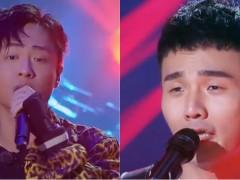 李荣浩帮唱《王牌冤家》,「脖子扭动」太夸张!网友:「脖子比中国新说唱好看」!
