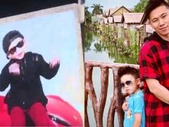 欧阳靖儿子嘻哈天赋惊人!什么牛肉都先放一边,你的 Rap 可能都赢不过这 6 岁的小小饶舌歌手!