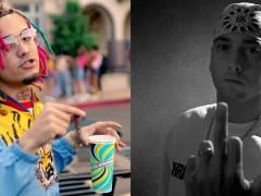 Rap God 阿姆 Diss 一堆饶舌歌手之后,Lil Pump 还没回覆就「先被抓去坐牢了」!