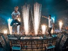 """「电音神团」老菸枪双人组《 The Chainsmokers Live In Taipei 2018 》全亚洲 """"唯四"""" 大型专场,首次空降亚洲演出!"""