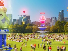 《 Pokémon GO 》史上最大规模更新即将登场! 除了道馆将全面更新外,还加入了团体战