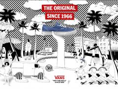 Vans 发布 50 週年《The Story of Vans》系列纪念短片!