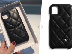 小香粉快看!CHANEL 全新经典菱格纹 iPhone 手机壳现已开卖!网友:生日礼物终于找到啦!