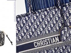 最优雅的情人节礼物!Dior 推出 Oblique 缇花 AirPods 保护盒 鞋头:和 Dior x Jordan 凑一套!