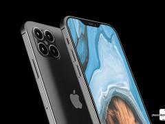 iPhone 12 5G 全新渲染图曝光:重回贾伯斯最爱的方正外型,并缩小浏海、搭载 4 镜头相机