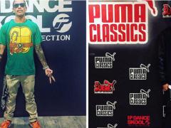 PUMA SUEDE 50 X IP Lockers |唯有坚持,才能走到最后,冠军舞团的热血故事!