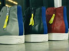 COOL 开箱|靴子旁竟然还可以挂小暗袋?!New Era x Palladium 联名组合包,穿上轻量靴让你走如飞!
