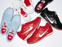 原价入手的机会大增?!Supreme x Nike SB Gato 联名系列正式发表
